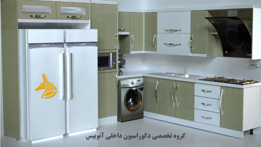 انتخاب کابینت مناسب برای آشپزخانه