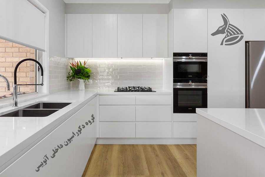 طراحی اصولی آشپزخانه