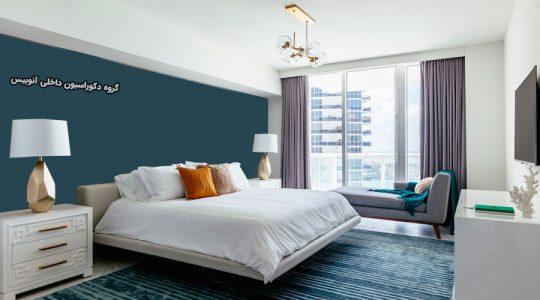 ترفندهایی برای بزرگ تر نشان دادن اتاق خواب